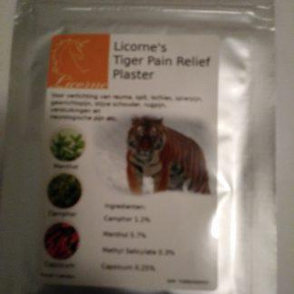 licorne's tijger pijn pleister