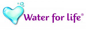 logo water for life