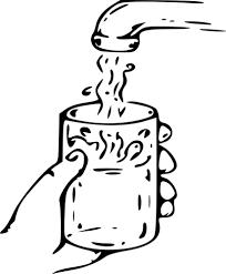 afbelding water uit de kraan